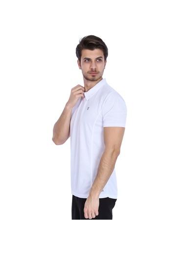 Sportive Tişört Beyaz